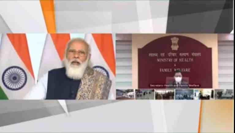 'दवाई नहीं तो ढिलाई नहीं', but now I am saying again 'दवाई भी और कड़ाई भी': Prime Minister
