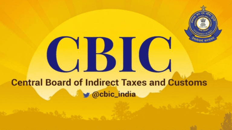 CBIC Re-reminds about Four New Changes in GST
