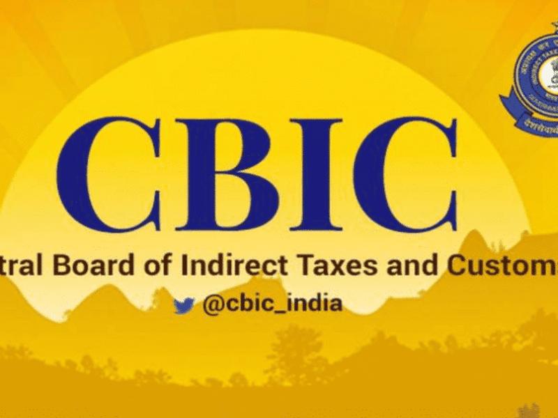 CBIC facilitation for exporters having IGST