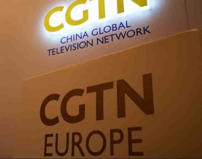 China Global Television Network (CGTN) broadcasting license revoked in UK