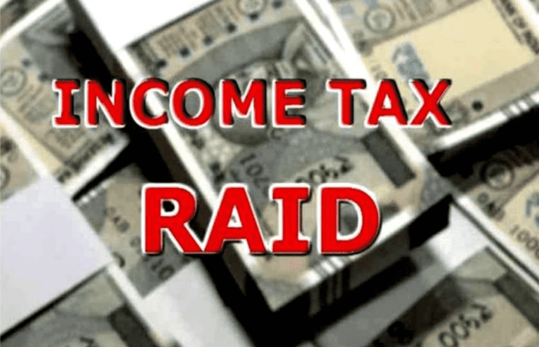 Income Tax Raid on Bullion and Jewellery Business Reveals Black Money of Rs. 1000 Crore