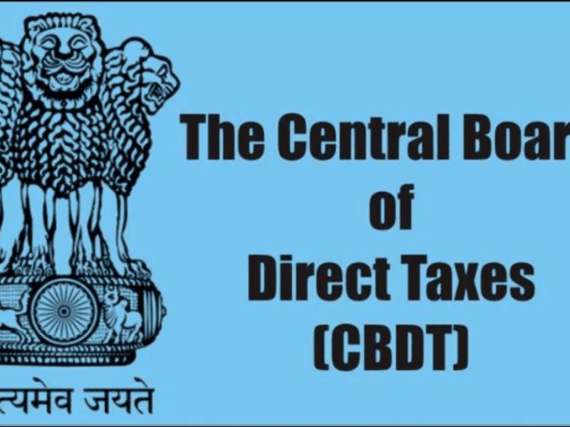 CBDT AMENDS RULE 10DA AND RULE 10DB