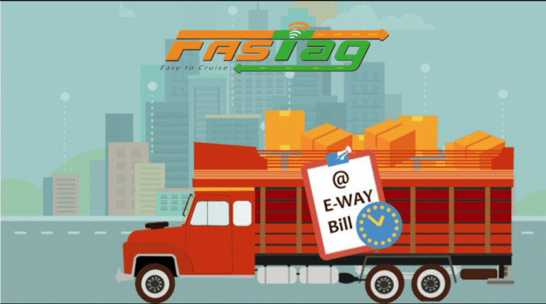 Be Alert: Fastag Data has been Integrated with E-Way Bill System to Track the Movement
