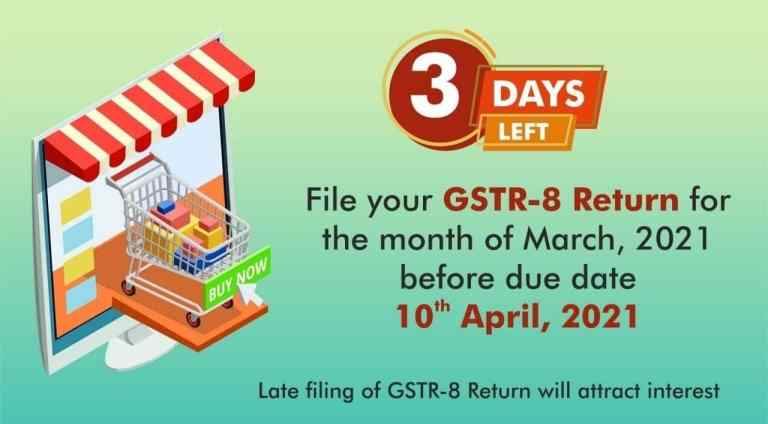 Attention E-commerce Operators who are Required to Collect Tax at Source (TCS) under GST