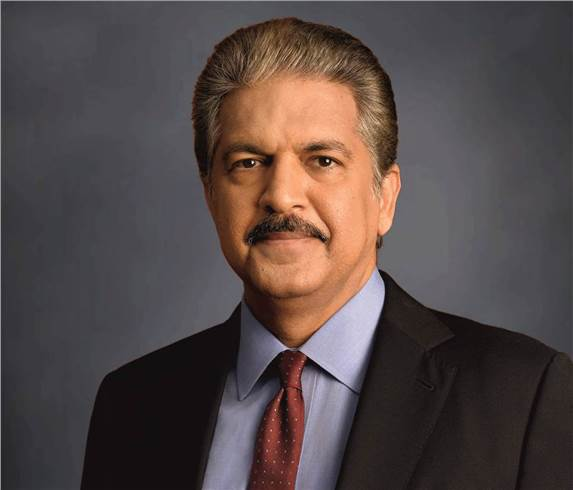 Anand Mahindra rolls out 'Oxygen on Wheels' to tackle oxygen crisis in Maharashtra