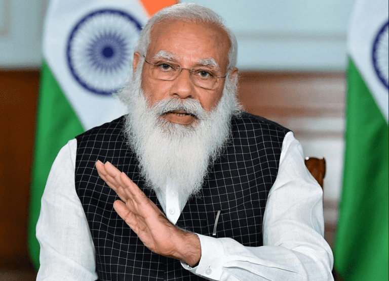 PM Modi Interacts with State and District Officials on the COVID-19 Situation