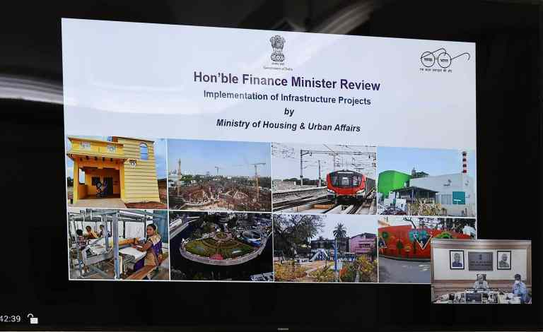 Ministries and their CPSEs asked to front-load capital expenditure and ensure clearance of MSME's dues at earliest and also push for asset monetization