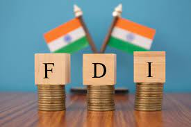 Good News for Economy! FDI Inflows grow 62% during first four months of current Financial