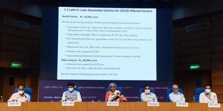 Snapshot of Economic Relief Package related announcements