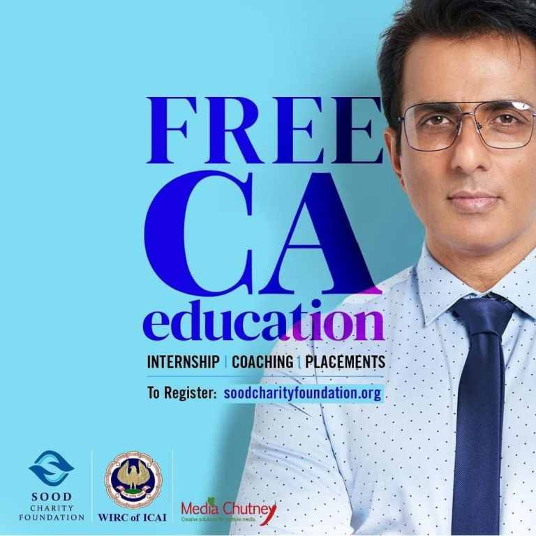 FREE CA education- A small step