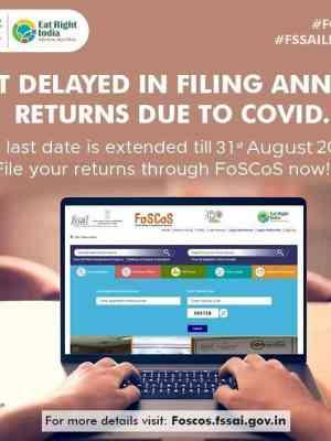 filing annual return is extended till 31st August 2021