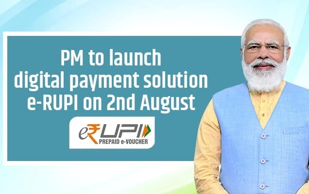 One More Effort Towards Digital India. PM Narendra Modi to Launch Digital Payment Solution e-RUPI on 2nd August 2021. Know Features