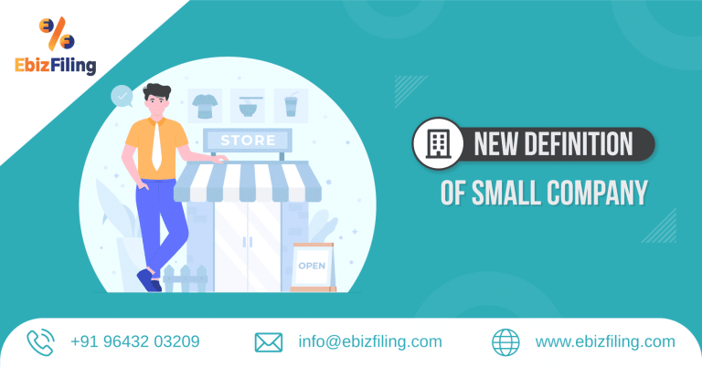 New definition of Small Company- Applicable from FY 2021-22 onwards