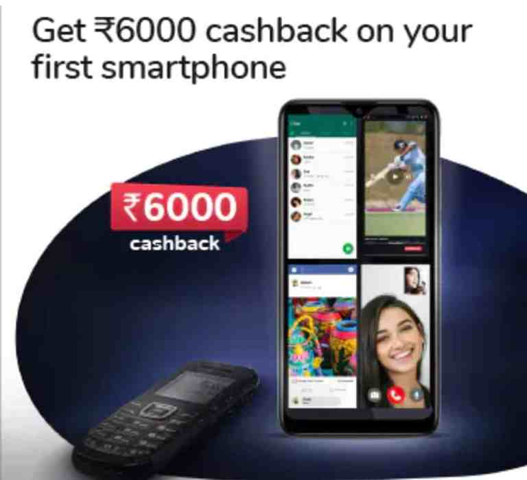 Big Airtel announces Rs 6000 cashback on purchase of smartphones from leading brands