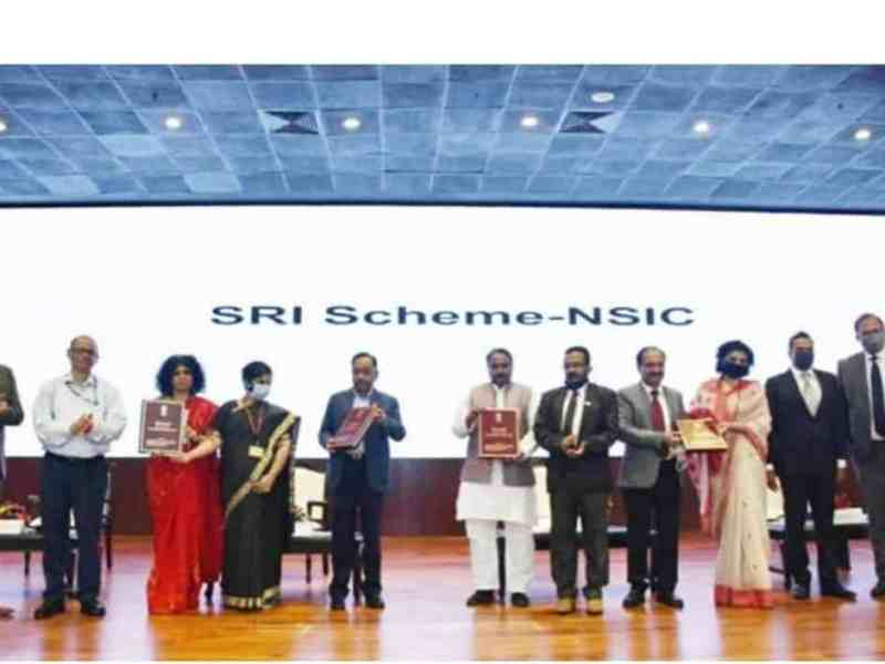Union Minister for MSMEs Shri Narayan Rane has exhorted the officers of MSME Ministry to brace up for enhancing the output of MSME sector