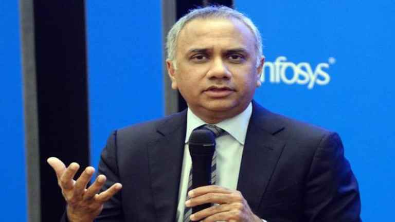 Income Tax Portal has been further strengthened, 1.9 crore returns that have been filed using the new system: Infosys CEO
