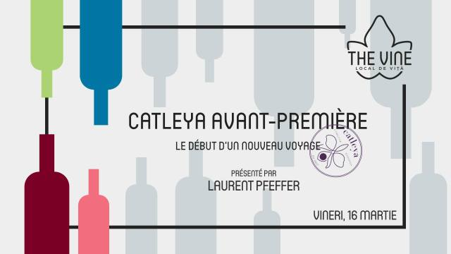 Catleya 2017 Freamat wines launch
