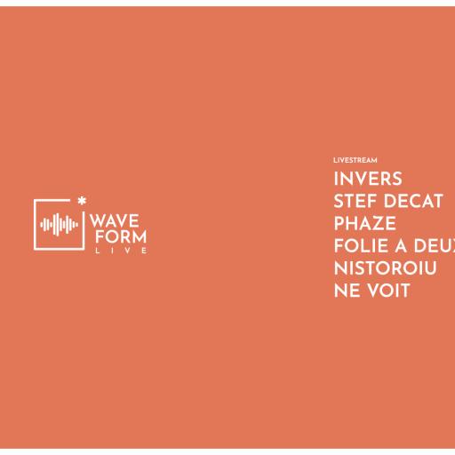 Waveform Event Poster