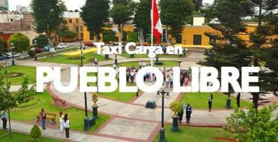 mudanza pequeña en Pueblo Libre