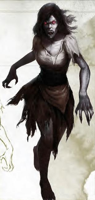 Image result for D&D vampire Spawn