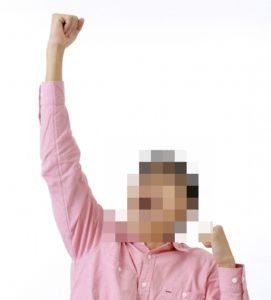 R-1で優勝するピン芸人のイメージ画像