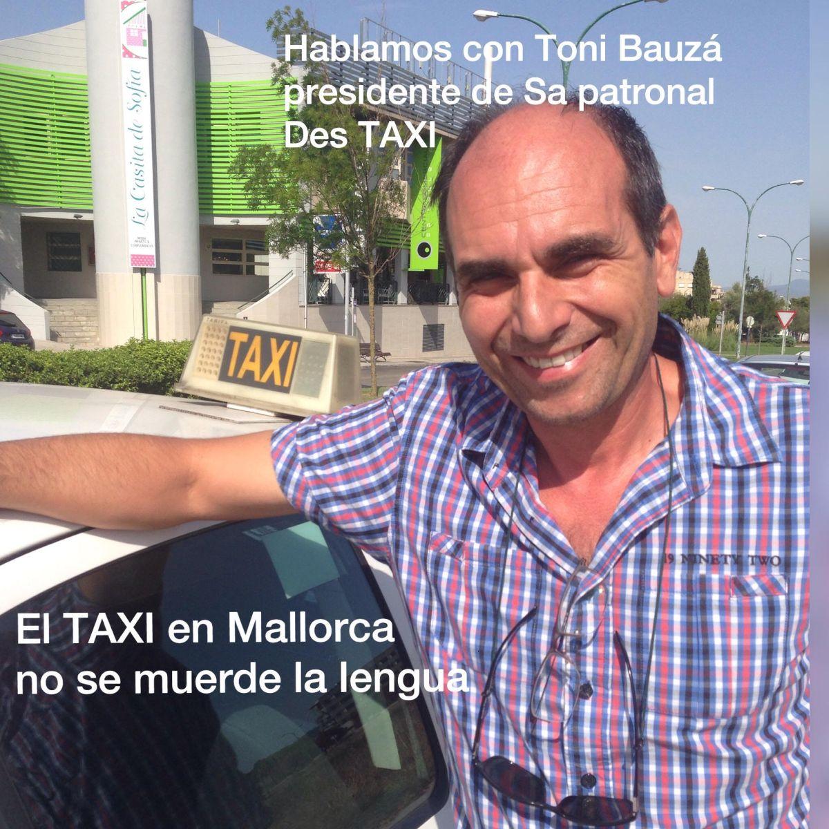 Todo lo que hay que decir del reto del Taxi en Mallorca.