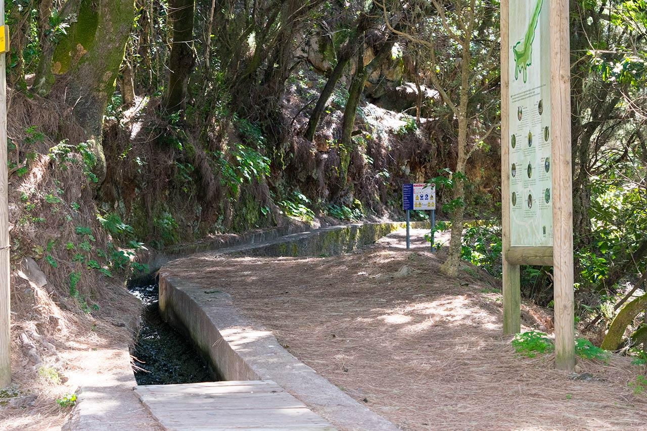 Trayectos habituales en taxi del norte de La Palma. Desde Los Sauces hacia el sendero de Marcos y Cordero · Tu Taxi en La Palma.