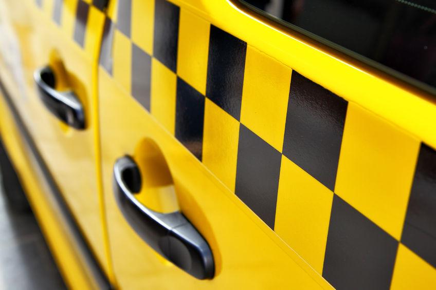 Taxi Service Geißler - Slider Streifen