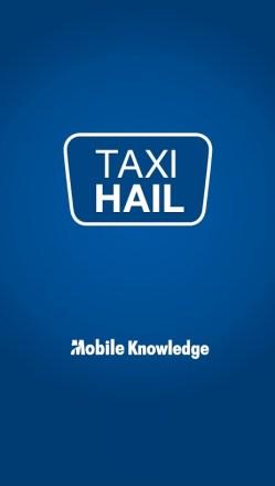 Customizable TaxiHail Splash Screen