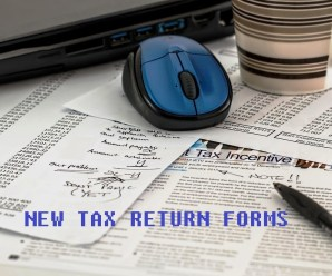 New Income Tax Return form ITR-3, ITR-4, ITR-5, ITR-6 and ITR-7 for A.Y.2015-16