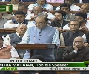 Finance Bill 2016 Passed by Lok Sabha on 05-05-2016 with Certain Changes