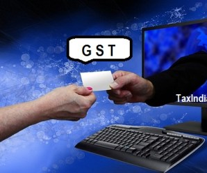 Tax on e-Commerce in GST Era