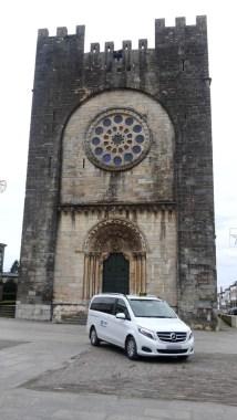 Taxi Peregrino Portomarín 7 Plazas