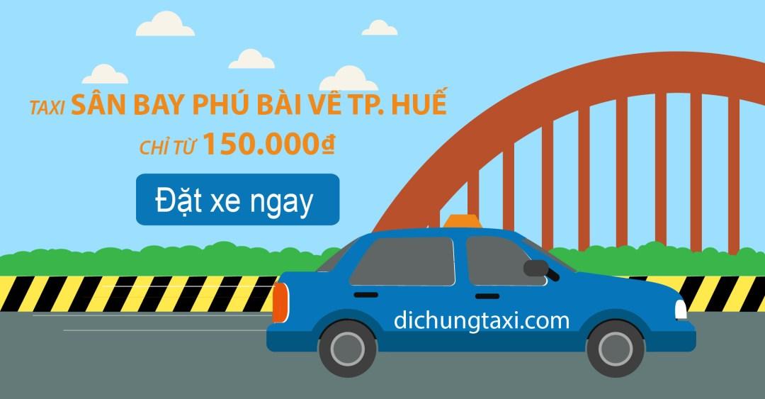 3 cách di chuyển từ sân bay Phú Bài về thành phố Huế - hinh 2
