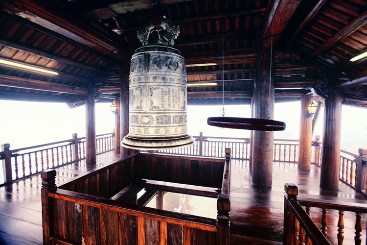 Lầu Chuông ở Ba Na Hills
