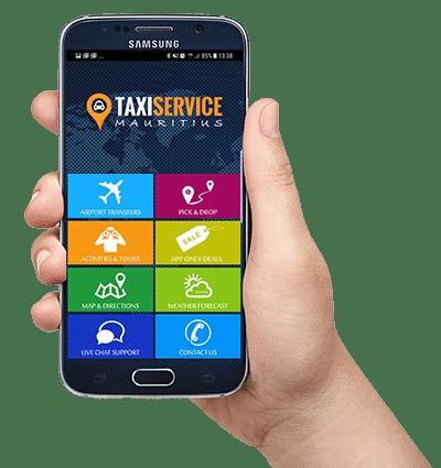 taxi app mauritius uber