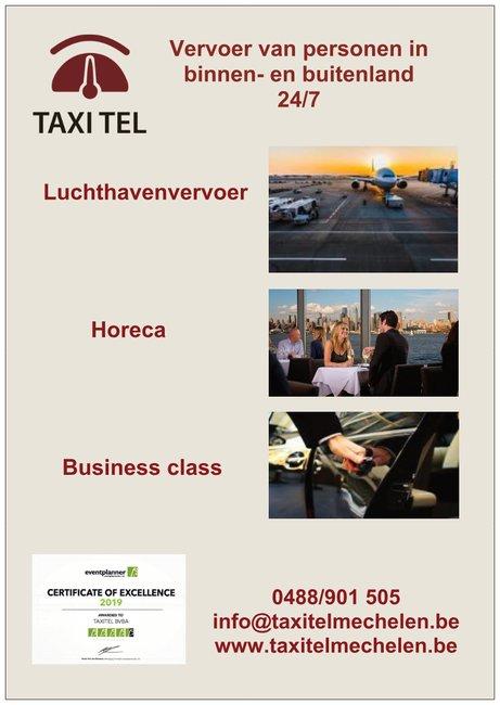 Taxitelmechelen