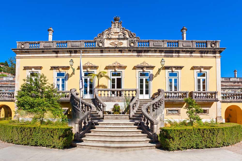 Quinta da Bacalhôa Palace and Cellar