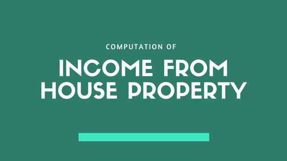 Image result for income from house property