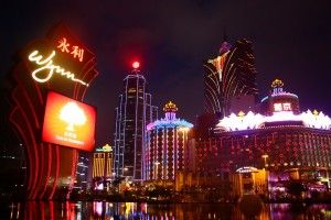 Macau by night