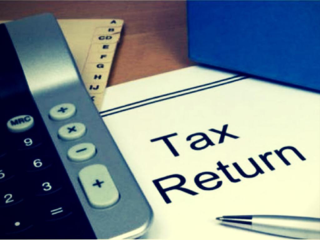 Tax Return Fill-up Image