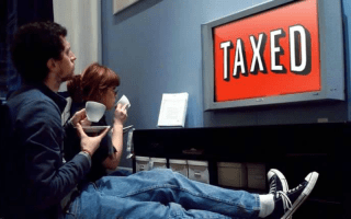 Image result for netflix tax