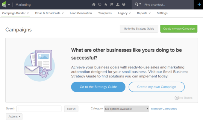 infusionsoft review online business