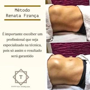 Método Renata França profissional especializada