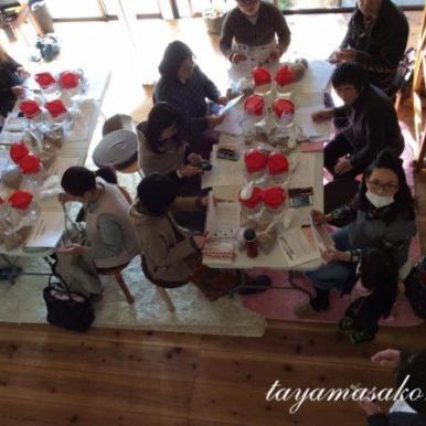 しろたまり教室 講師:日東醸造 蜷川社長