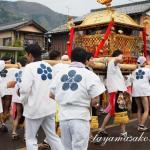 高島市マキノ町☆300年以上続く、力士祭りに行ってきました