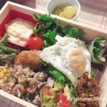 高島の美味しい野菜をふんだんに使って、発酵を取り入れたお弁当を作らさせていただきました。