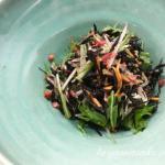 ひじきの醤油麹サラダ