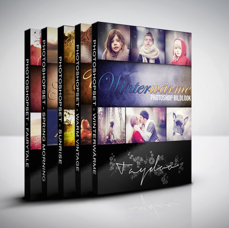 Photoshop All in one Set