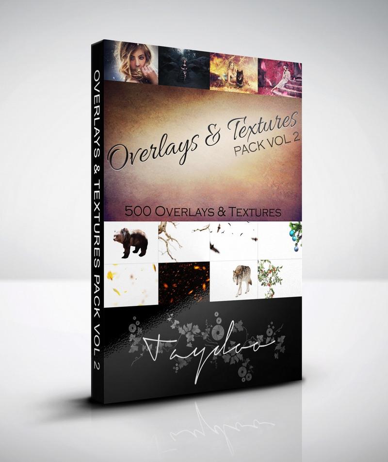 Produktbox Taydoo,s Overlay & Texture Pack Vol 2